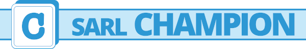 Champion Toleries Logo